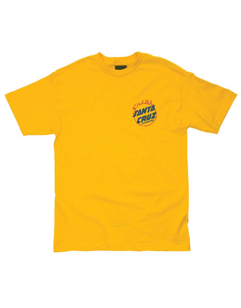 Santa Cruz Salba Tiger Club T-Shirt