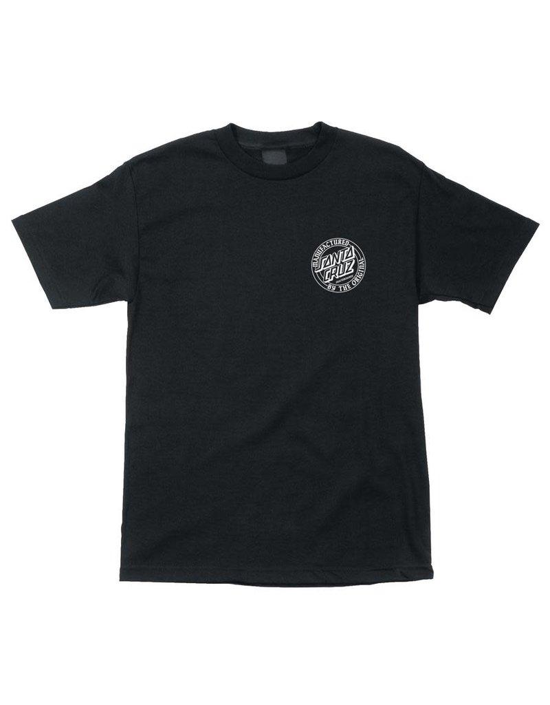 Santa Cruz MFG Club Dot T-Shirt