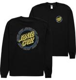 Santa Cruz Hollow Ringed Dot L/S T-Shirt