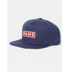 Vans Vans Easy Box Snapback Hat Dress Blue