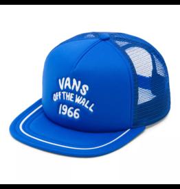 Vans Vans Local Dive Trucker Hat Nautical Blue