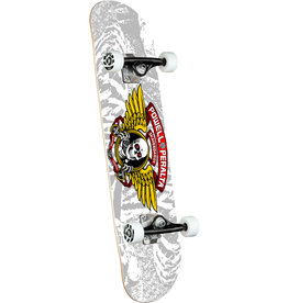 Powell Peralta Powell Peralta Winged Ripper Complete (8.0) Silver