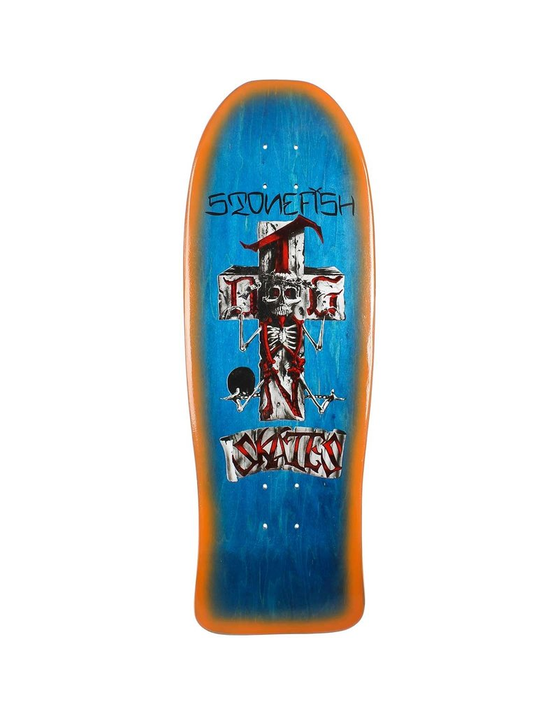 Dogtown Dogtown Stonefish Re-Issue Deck (10.125) Orange Fade