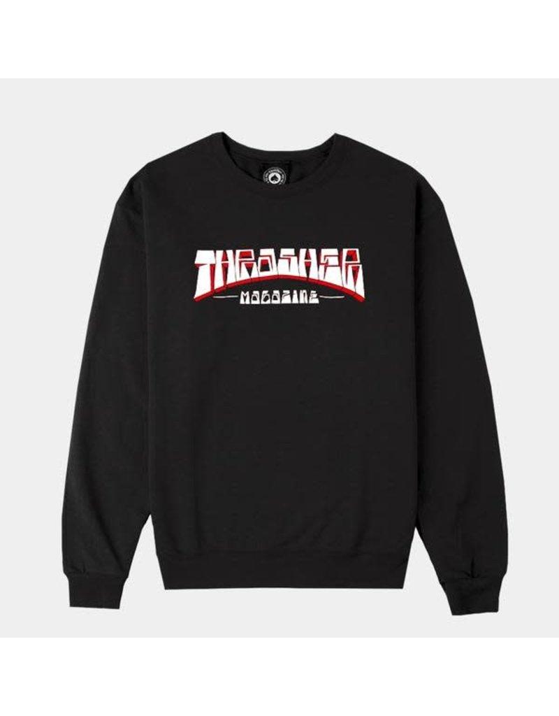 Thrasher Thrasher Firme Logo Crewneck