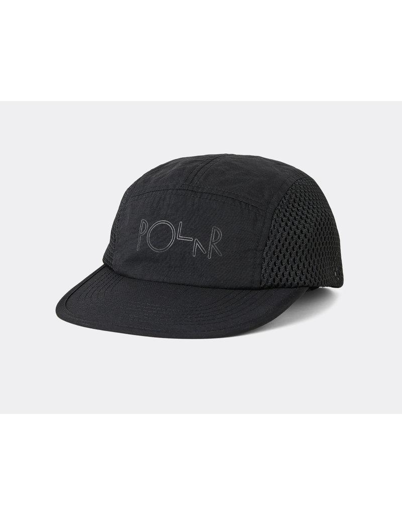 Polar Polar Mesh Speed Hat (Black)