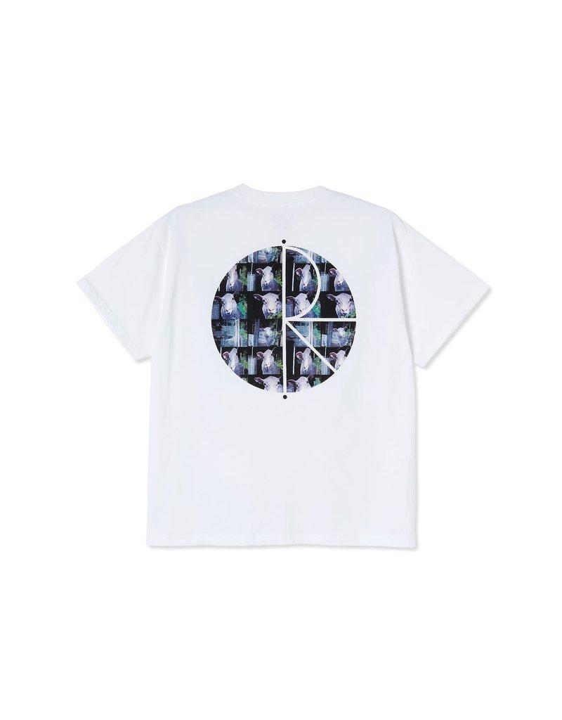 Polar Polar Moving Sheep Fill Logo T-Shirt