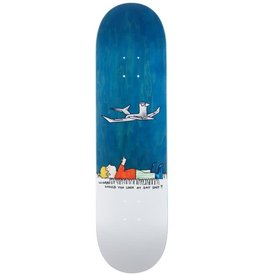 Krooked Krooked Worrest Would You Twin Tail Slick Deck (8.3)