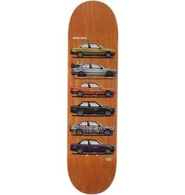 Real Real Ishod Customs Twin Tail Slick Deck (8.3)
