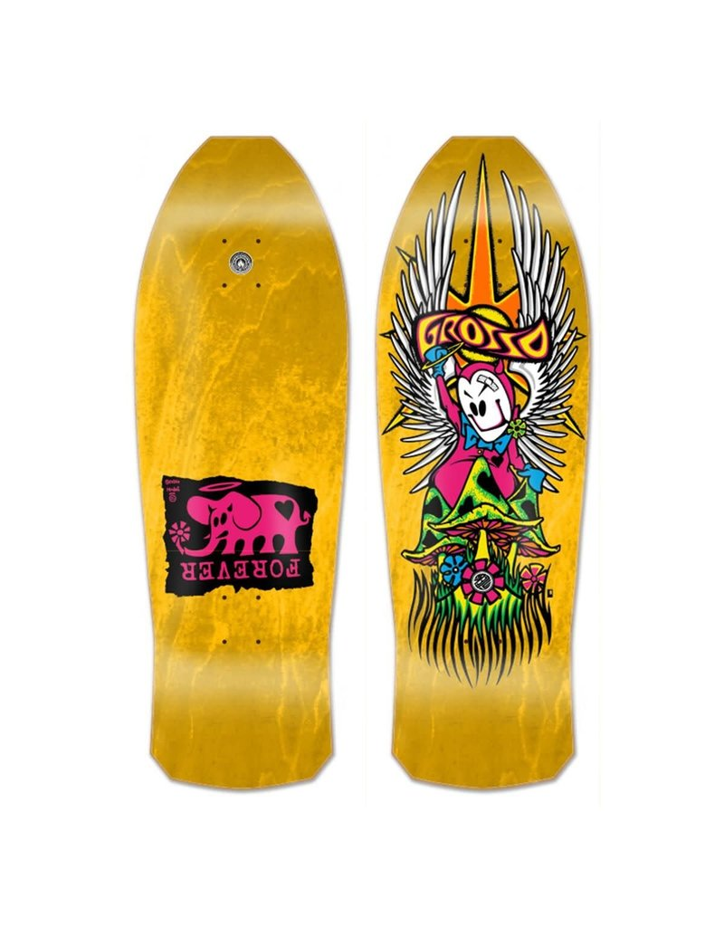 BLACK LABEL GROSSO FOREVER YELLOW DECK