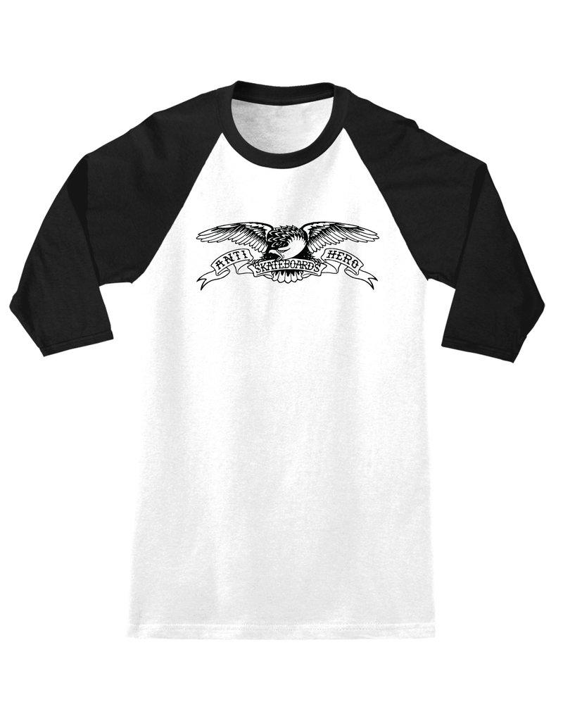 Anti Hero Anti Hero Basic Eagle 3/4 Sleeve T-Shirt
