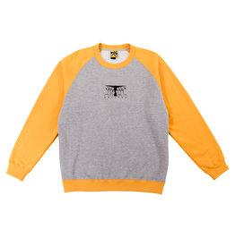 Krooked Krooked Faces Custom Crewneck Sweatshirt
