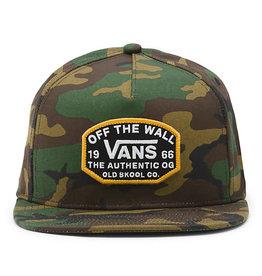 Vans Vans Old Skool OG Snapback Hat (Camo)