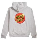 Santa Cruz Classic Dot Zip Hoodie Youth