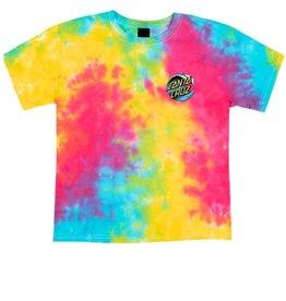Santa Cruz Wave Dot T-Shirt Youth