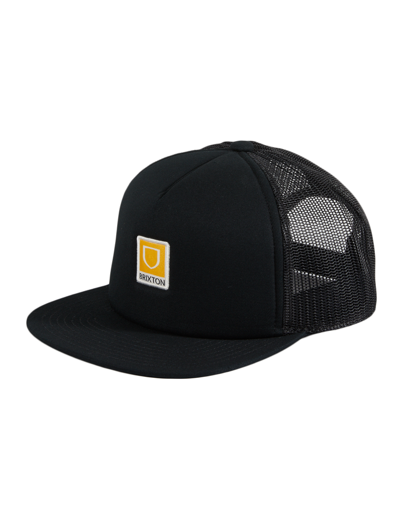 Brixton Brixton Beta Mesh Hat (Black)