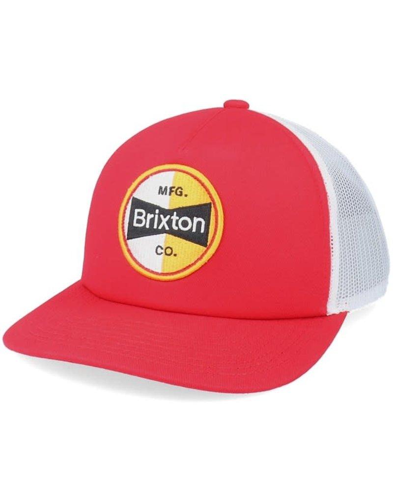 Brixton Brixton Patron Mesh Hat (Aurora)