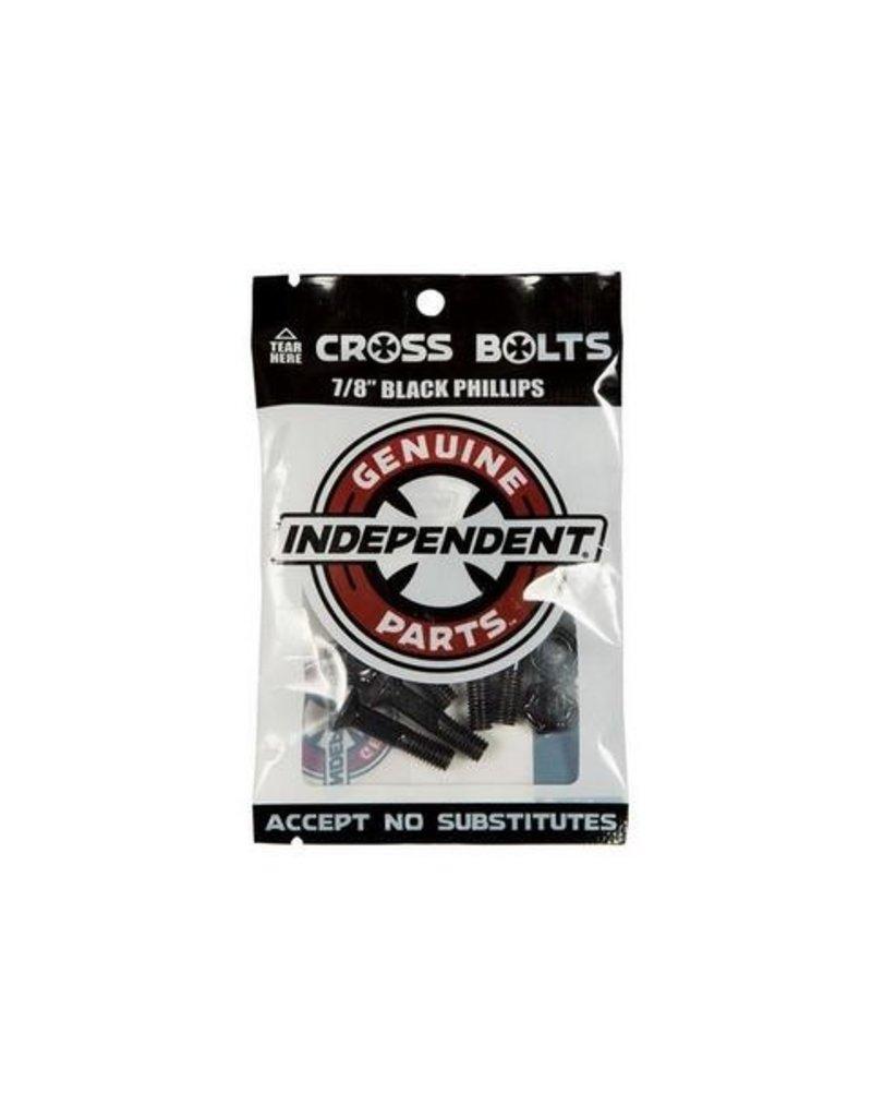 "Independent Independent Philips 7/8"" Hardware (Black)"