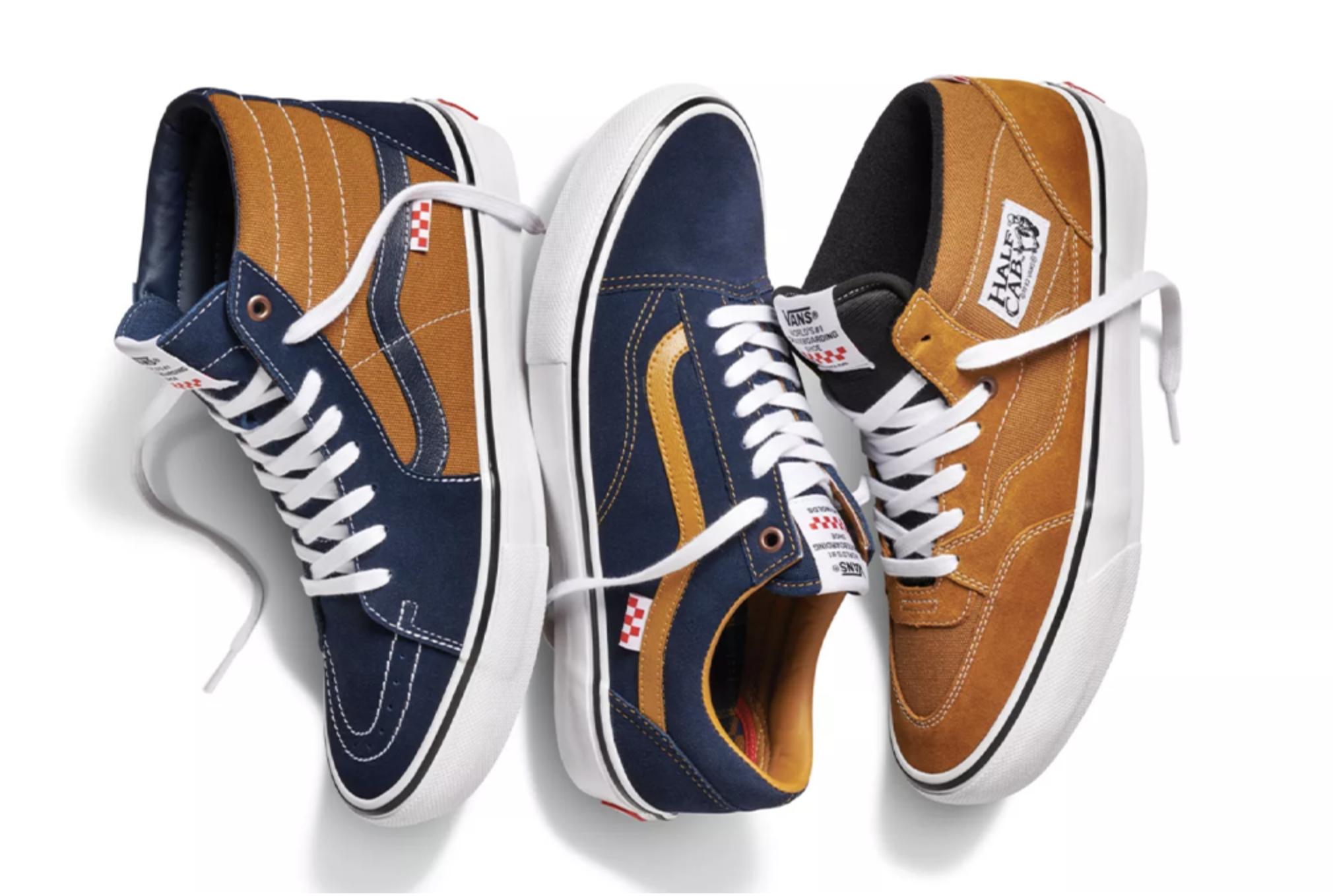 Vans Andrew Reynolds Shoes online canada half cab old skool sk8 hi skate