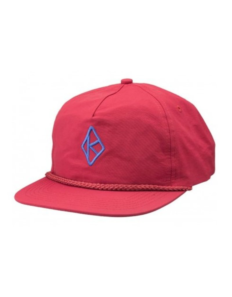 b4851287a89 Krooked Diamond K EMB Hat - Shredz Shop