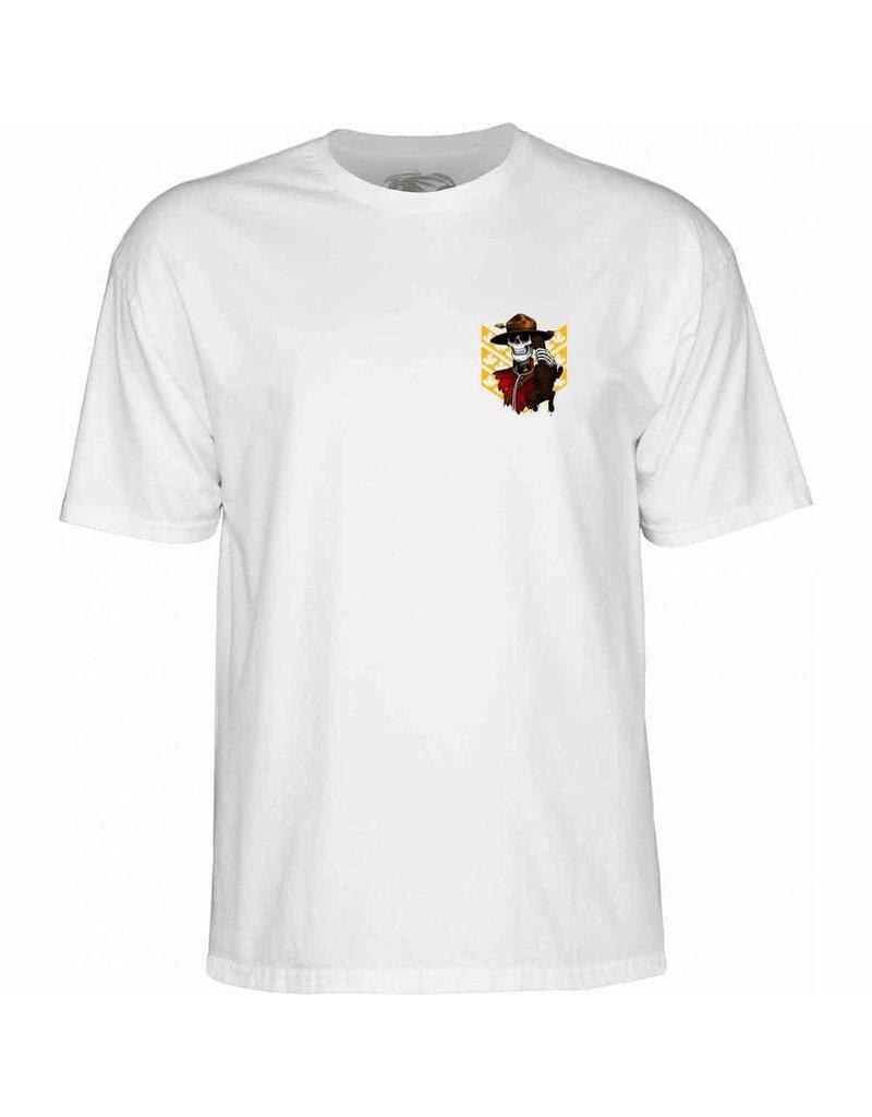 Powell Peralta Powell Peralta Harris Mountie T-Shirt
