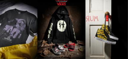 The Vans House Of Terror Pack