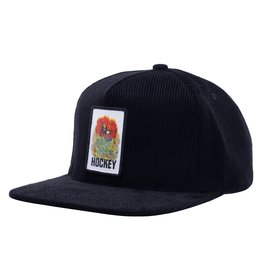 Hockey Hockey Aria 5-Panel Hat (Black)