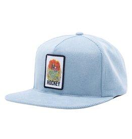Hockey Hockey Aria 5-Panel Hat (Light Blue)