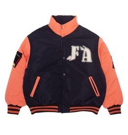 Fucking Awesome Fucking Awesome Reversible Varsity Puffer Jacket