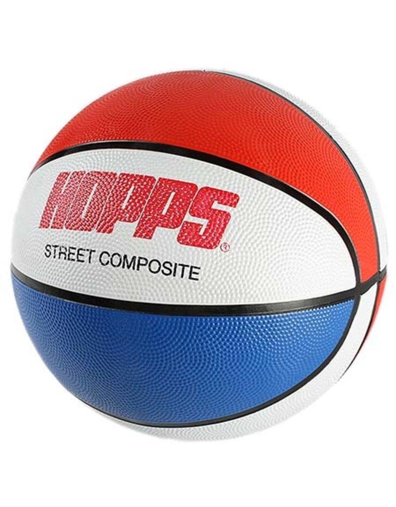 Hopps Hopps X Quartersnacks Street Composite Basketball