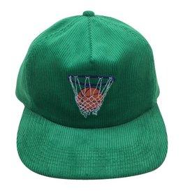 Call Me 917 917 Hoop Cord Snapback Hat Green