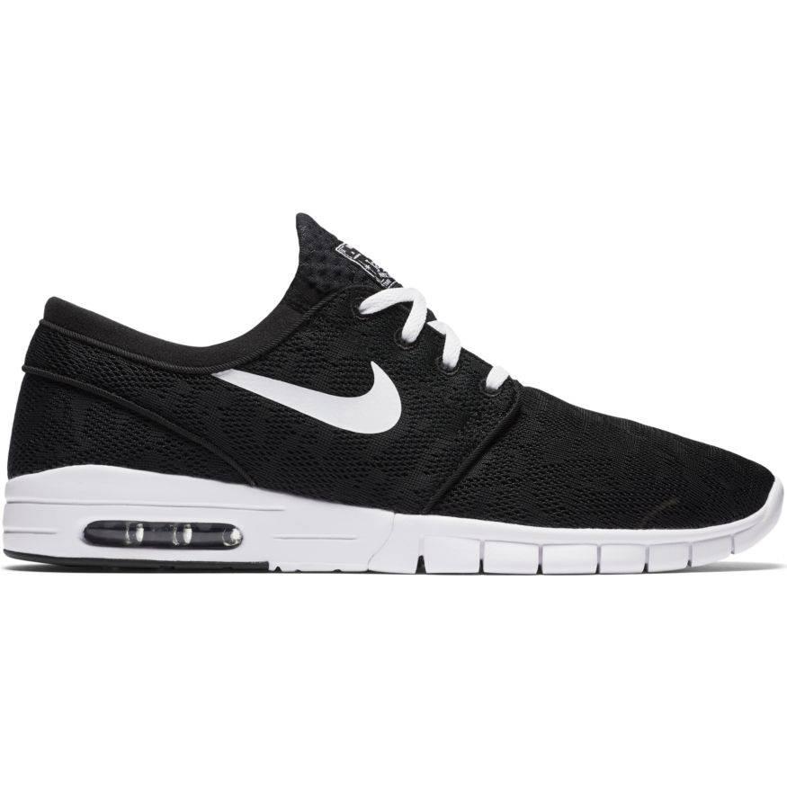 b99acb99e630 Nike SB Janoski Max Shoes Black White Mesh - Shredz Shop