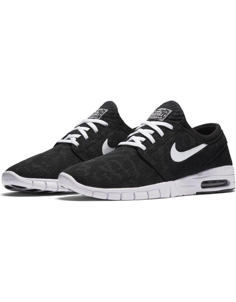 39152d21e626 Nike SB Janoski Max Shoes Black White Mesh - Shredz Shop