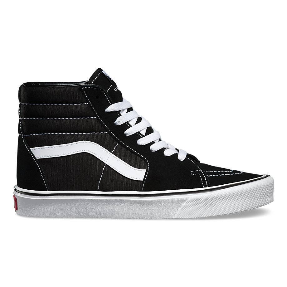 vans sk8 high black