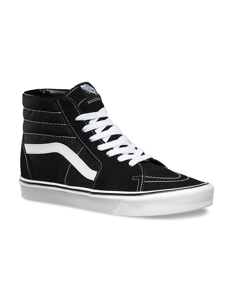 0c3add50f27 Vans Sk8-Hi Lite Shoes Black White Online Canada - Shredz Shop