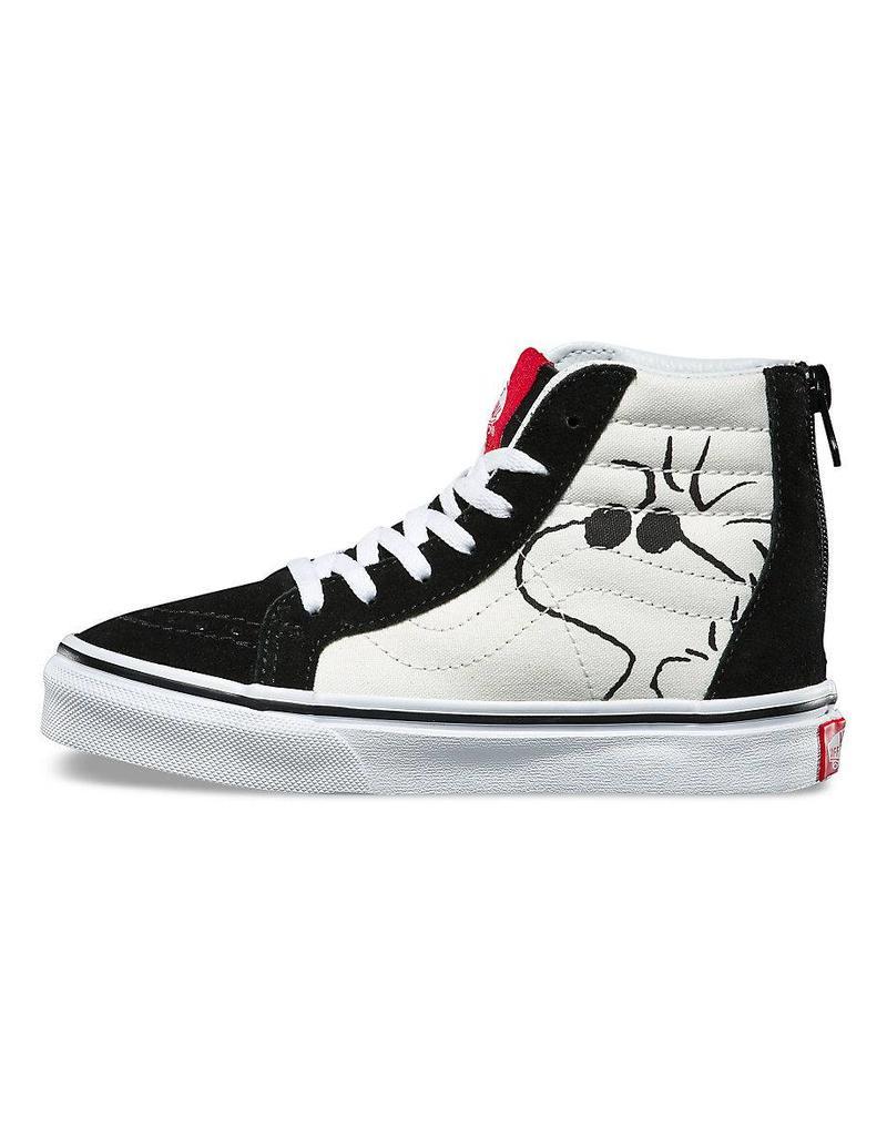 b30c996895bbc4 Vans x Peanuts Sk8 Hi Zip Shoes (toddlers) - Shredz Shop