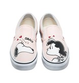 Vans Vans x Peanuts Classic Slip-On Toddler Shoes