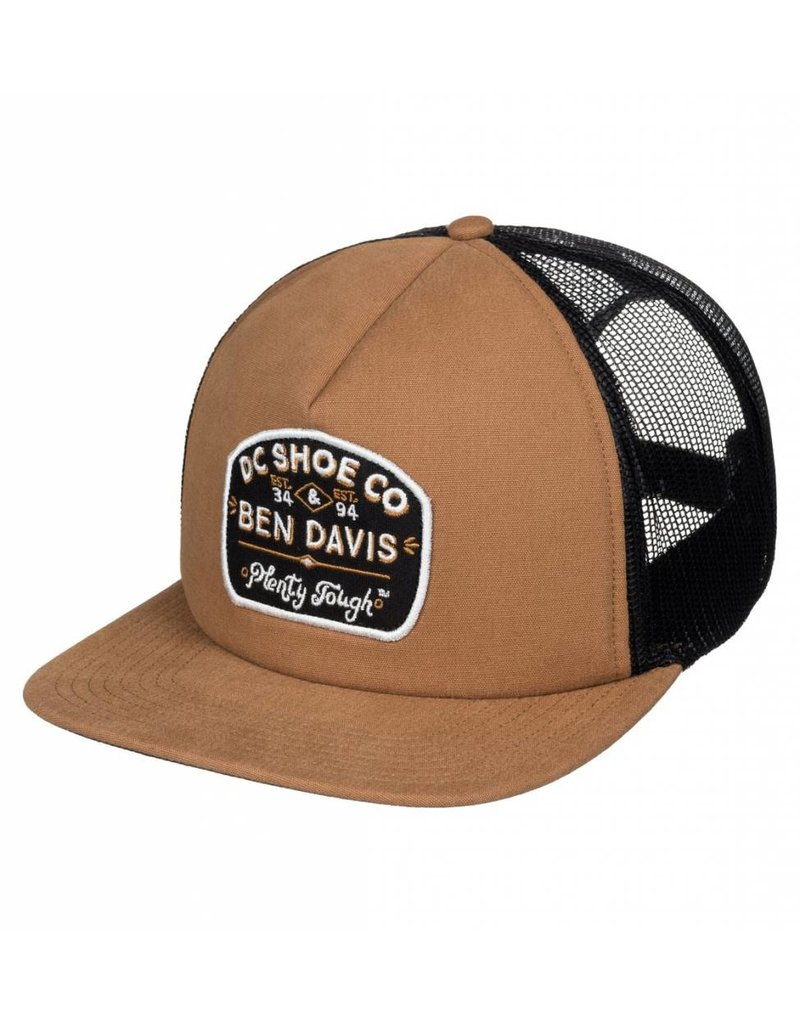 Dc DC Tough Trucker Hat