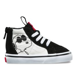 Vans Vans x Peanuts Sk8 Hi Zip Toddler Shoes