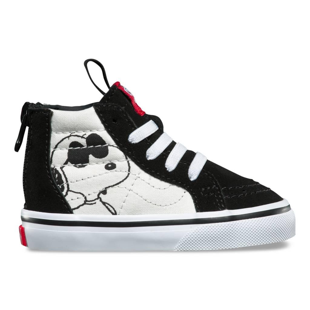 81140da9d77509 Vans x Peanuts Sk8 Hi Zip Shoes (toddlers) - Shredz Shop