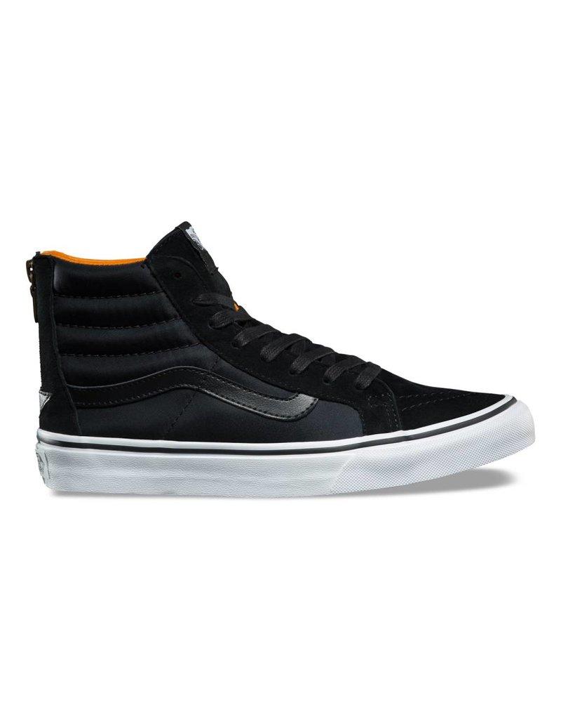 Vans Vans Sk8 Hi Slim Zip Shoes - Shredz Shop 1f2e45a6ed