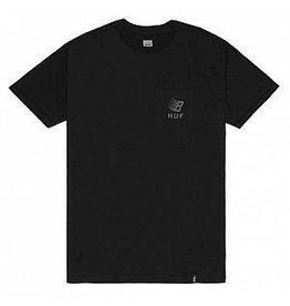 Huf HUF X BRONZE 56K CORE REFLECTIVE POCKET T-SHIRT