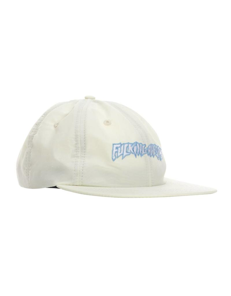 Fucking Awesome Fucking Awesome Outline Logo Hat (Cream)