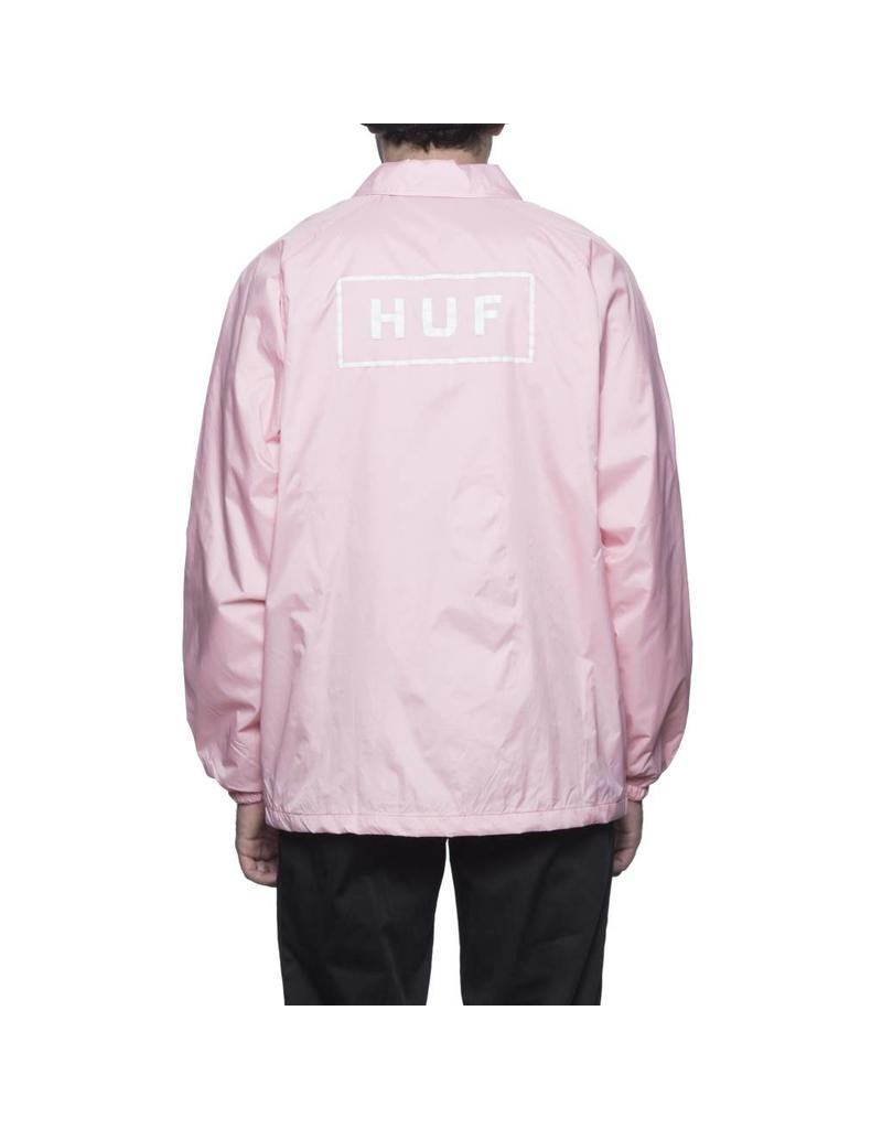 Huf Huf Bar Logo Coaches Jacket