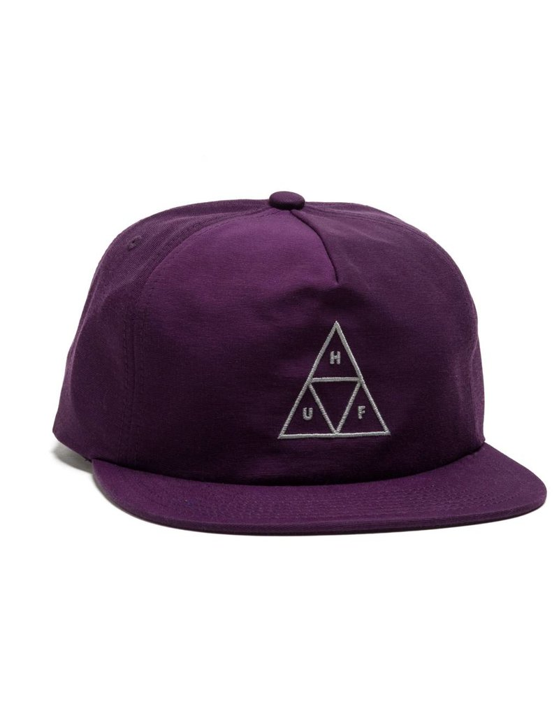 Huf Huf Triple Triangle Snapback Hat
