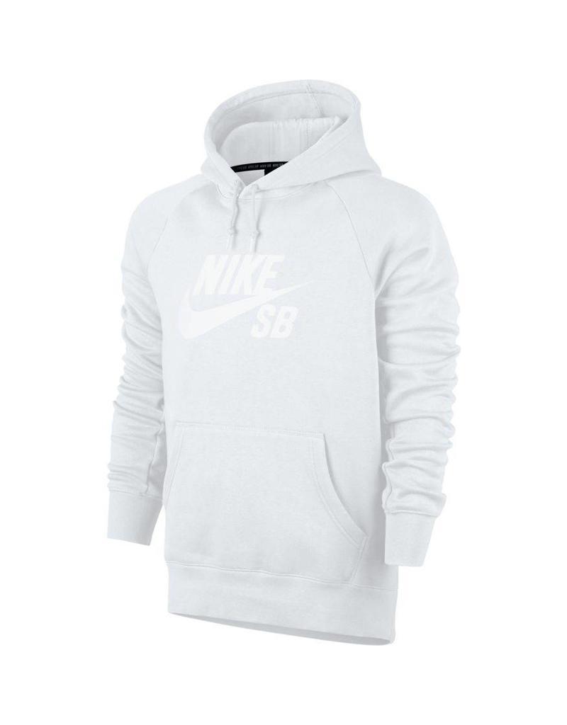 of white nike hoodie