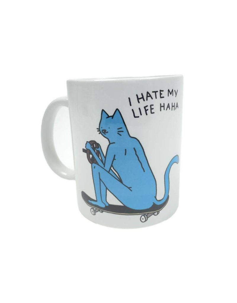Leon Karssen Leon Karssen I H8 My Life Mug