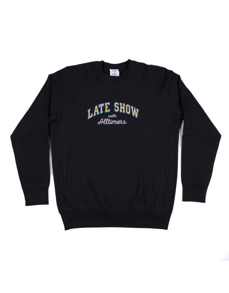 Alltimers Alltimers Late Crew Sweater