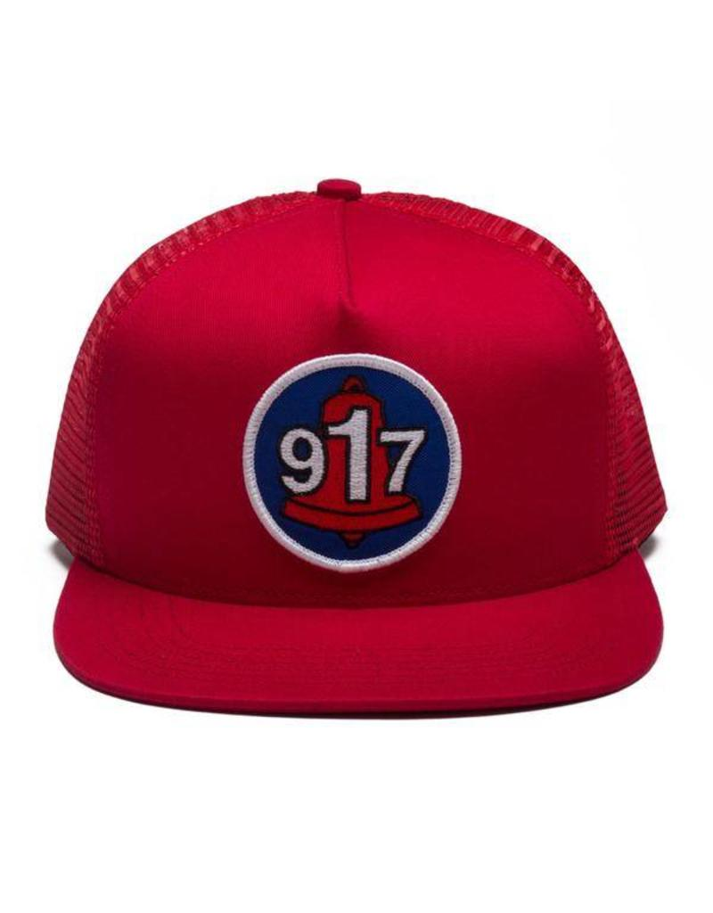 Call Me 917 Call Me 917 Club Hat (red)