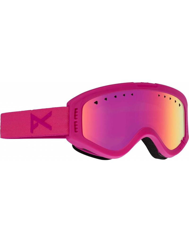 Anon Anon Tracker Goggles (Pink/ pink amber)