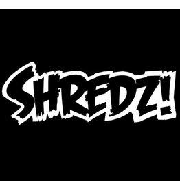 Shredz Shredz Decal